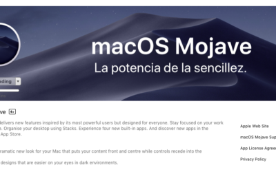 Mojave Upgrade – To do or not to do?