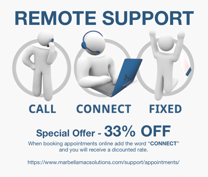 Remote Support Discount