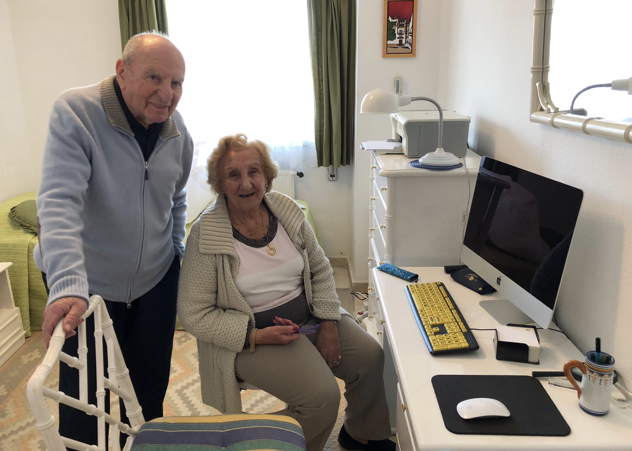 Tech Stories 6 – Seniors and Tech